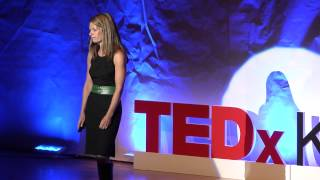 Igniting Creativity To Transform Corporate Culture: Catherine Courage At TEDxKyoto 2012