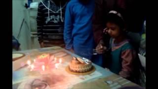 Happy Birthday To Malia 2014