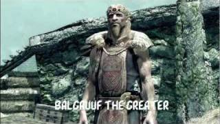 All Jarls FFA, Ulfric, Balgruuf vs Giants, Trolls