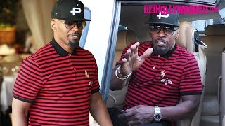 Jamie Foxx Weighs In On Kanye West's New Baby Name & Talks Future Collabs With RD Wire 5.17.19