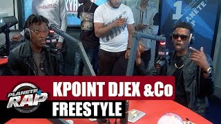 Freestyle x Kpoint x Djex x Murda Gang x Bangladesh x Mosda x Kero #PlanèteRap