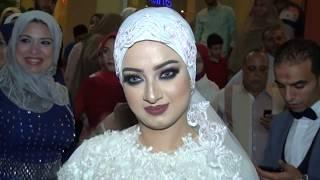 عروسه جميله اوى تفاجىء الناس بجاملها والرقص الشعبى على المزمار  zafa HD