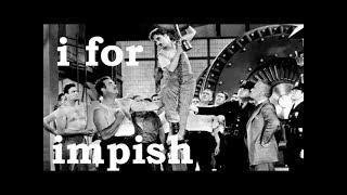Charlie Chaplin ABCs - I for Impish