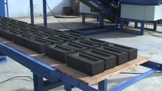 Fully Automatic Fly - Ash Bricks Machine