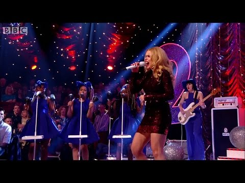 Paloma Faith - River Deep, Mountain High  - Jools' Annual Hootenanny - BBC Two