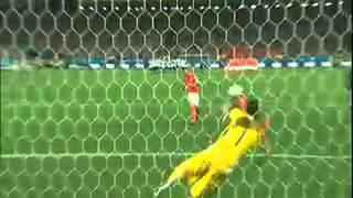 Argentina pasa ala final por penales ( copa mundia