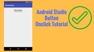 Android Button OnClickListener Tutorial