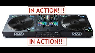 DJ NEWS! Rane 12 & 72 in action for 1st time!!!