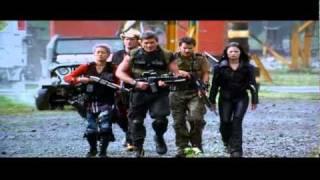 Joe Lando in Bloodsuckers Trailer 1