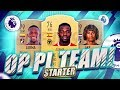 THE BEST PREMIER LEAGUE STARTER SQUAD ON FIFA 19!!!