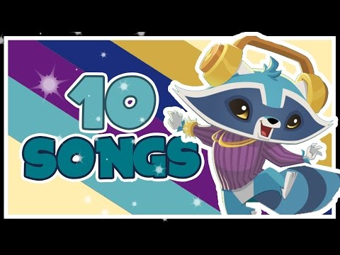 Top 10 Best Songs in the Animal Jam Soundtrack