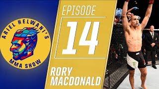 Rory MacDonald previews showdown with Gegard Mousasi | Ariel Helwani's MMA Show | ESPN