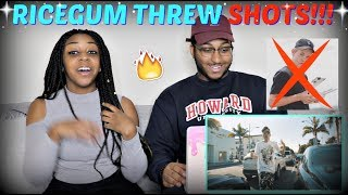 RiceGum - God Church ( Official Music Video ) REACTION!!!