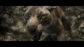 After Earth - Tiger MOVIE CLIP HD (2013) WILL SMITH MOVIE