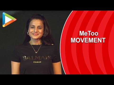 Ameesha Patel REACT to #METOO movement at Grand Launch of Cinemirchi Production
