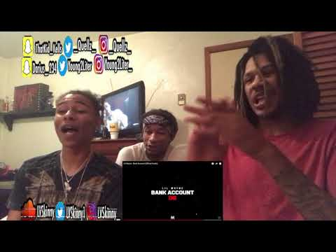 Xxx Mp4 Lil Wayne Bank Account Reaction Video 3gp Sex