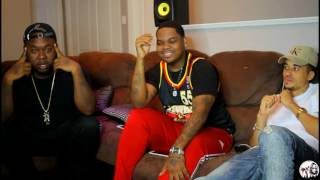 C-Sick x DJ L x Chase Davis Talks Chief Keef x Lil Les x Bump J | Shot By @TheRealZacktv1