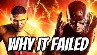 The Flash: Why Season 3 Failed