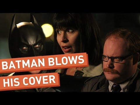 Xxx Mp4 Batman Blows His Cover 3gp Sex