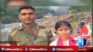 BSF Jawan Tej Bahadurs wife wants justice for his husband