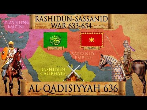 Xxx Mp4 Battle Of Al Qadisiyyah 636 Muslim Sassanid War Of 633 654 DOCUMENTARY 3gp Sex