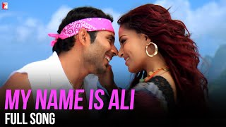 My Name Is Ali - Full Song - Telugu Version - Dhoom:2