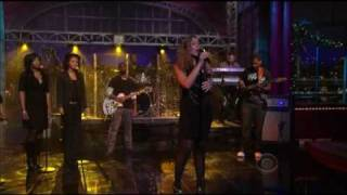 Leona Lewis - I Will Be (Live) HQ