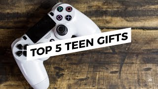 TOP 5 Best TEEN GIFTS For Christmas 2017 (BOYS)