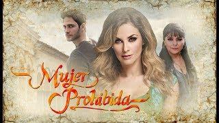 Aracely Arámbula y Victoria Ruffo en MUJER PROHIBIDA
