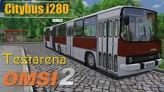 OMSI 2 Testarena #036 [HD] - AddOn Citybus i280, Variante 280.02 1984-1 - Let's Show OMSI 2