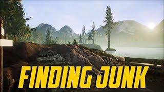 Treasure Hunter Simulator - Finding Junk