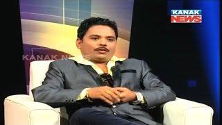 Actor Harihara Mahapatra in Lady Anchor Show