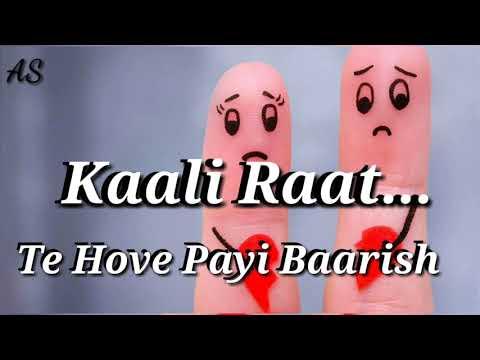 Neha Kakkar #Baarish Lyrics Romantic Heart touching Video Song