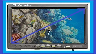What it is worth for an Underwater Fishing Video Camera Waterproof HD Colour LCD Monitor
