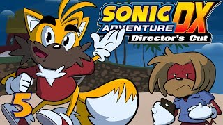 Sonic Adventure XD | Let's Play Ep. 5: Tail Whip | Super Beard Bros.