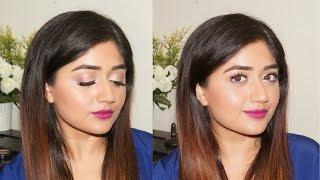 MAC Makeup Tutorial   Makeup for Indian Skin   corallista