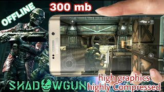 Shadowgun Download Free On Android, Mod apk+data File, Proof with Gameplay , All GPU SUPPORT.