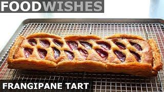 Fresh Fruit Frangipane Tart - Food Wishes