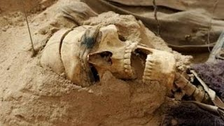 Nephilim News - Giant Skeletons found in Maryland