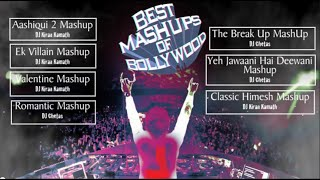 Best Mashups of Bollywood | Aashiqui 2 Mashup, Ek Villain Mashup | Bollywood Mashups