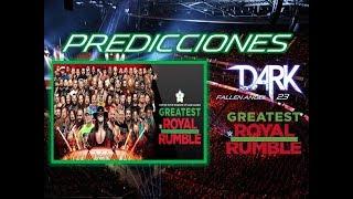 Predicciones y Analisis WWE Great Royal Rumble Brock Lesnar vs Roman Reigns