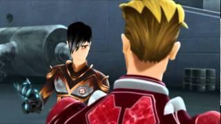 Battle Force 5 Episode 25 season 2 part 1