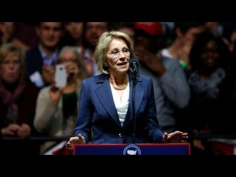 Teachers unions fear Trump's Secretary of Education nominee