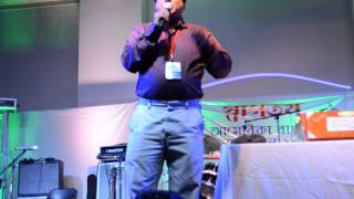 Forhad Khan sings in 29th North America Bangladesh Convention