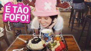 VLOG EM UMA CIDADE FOFINHAAAA NA COREIA | Incheon Vlog