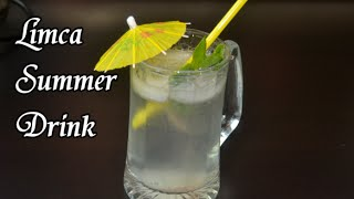 Limca Summer Drink - Ramadan Recipe