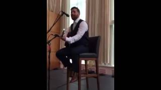 Funny Irish best man speech/song
