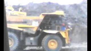 tambang sis job site sambarata (beraucoal)