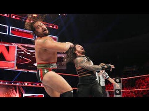 Xxx Mp4 Roman Reigns Fight US Champion Rusev Wwwe Fight 3gp Sex