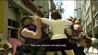 Tekken asuka lili movie clip